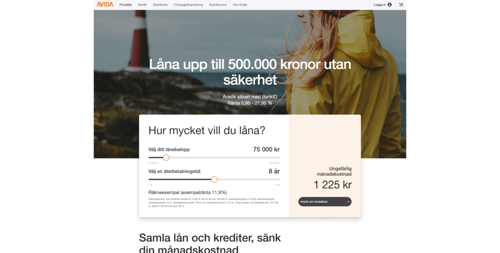 avida-homepage